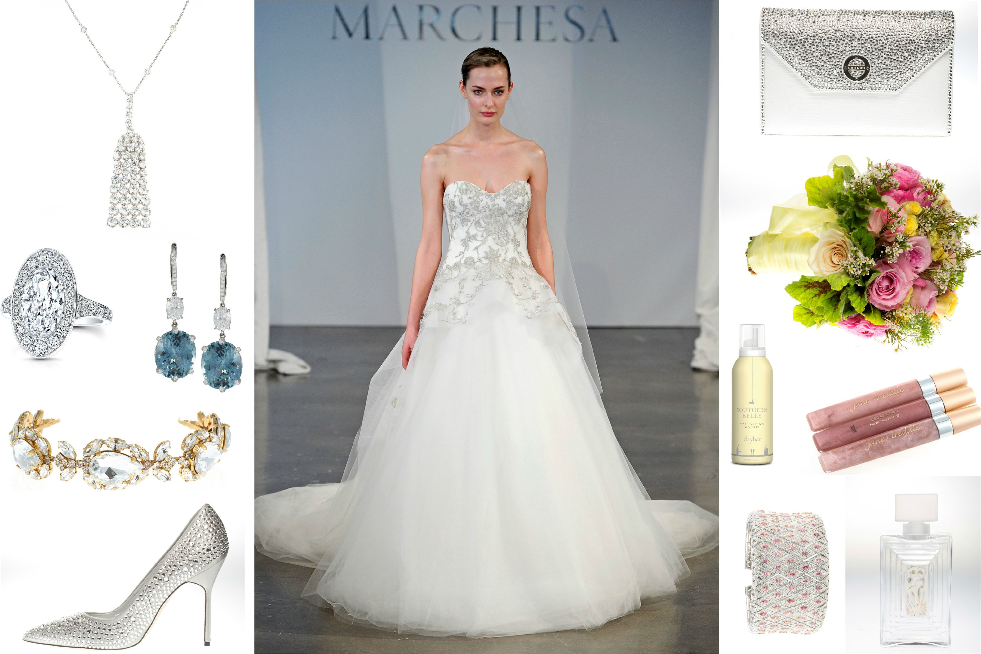 Blake Lively Wedding Dress.Get The Celebrity Wedding Look Blake Lively Ryan Reynolds