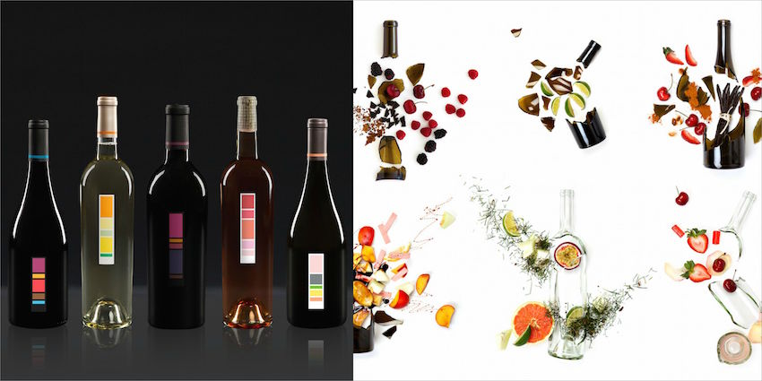 Uproot wine and flavor profiles
