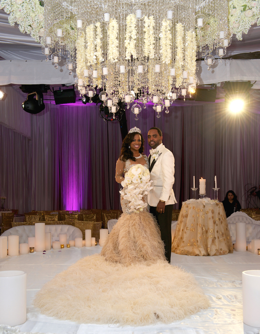 Luxury Wedding Ideas Chandeliers With Fresh Flowers Inside Weddings