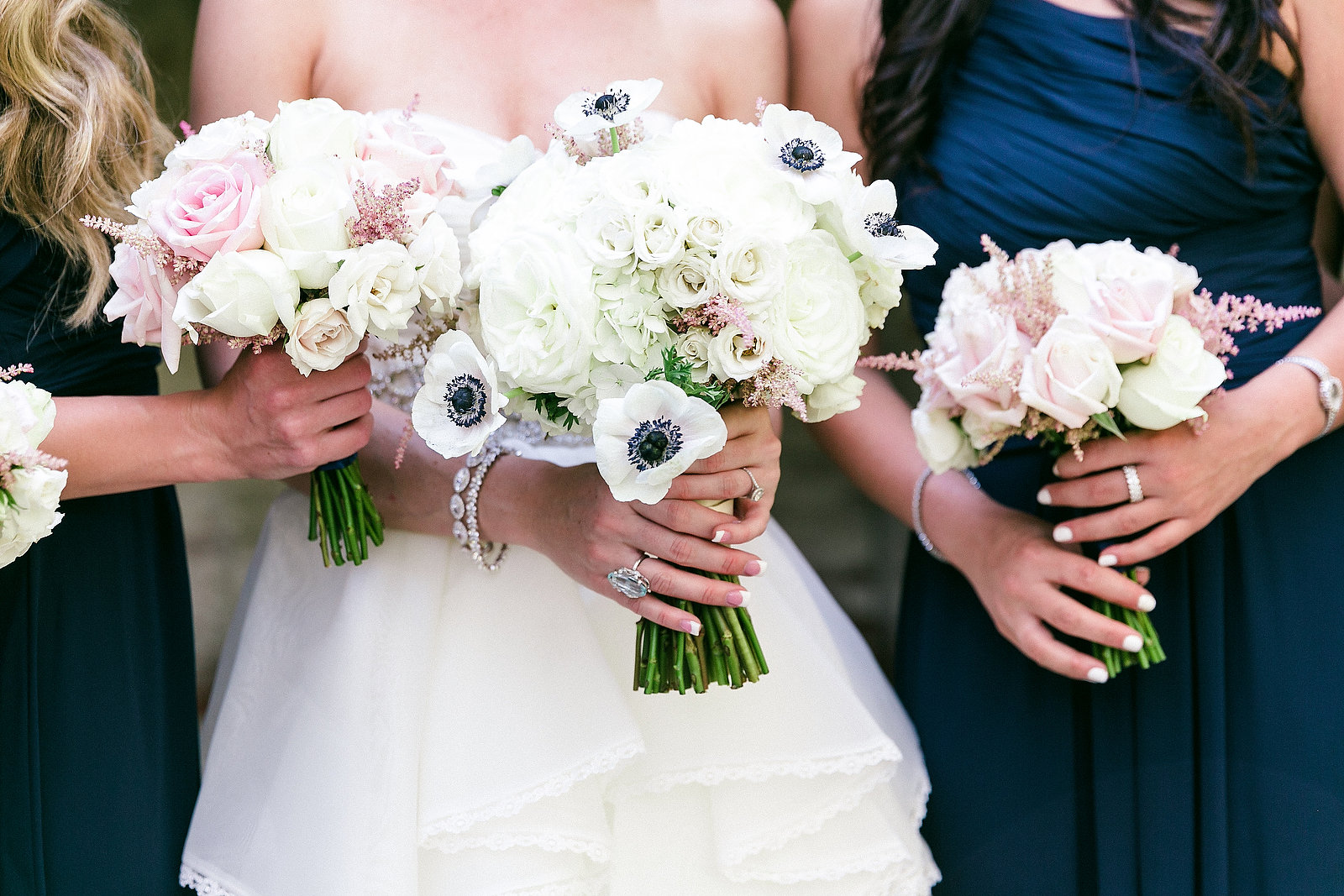 Wedding bouquets 7 styles to choose from for your ceremony inside flower bouquets mightylinksfo