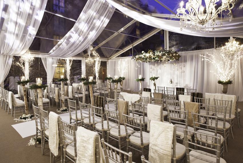 Winter Wedding Venues & Mountain Wedding Ideas: Starwood ...