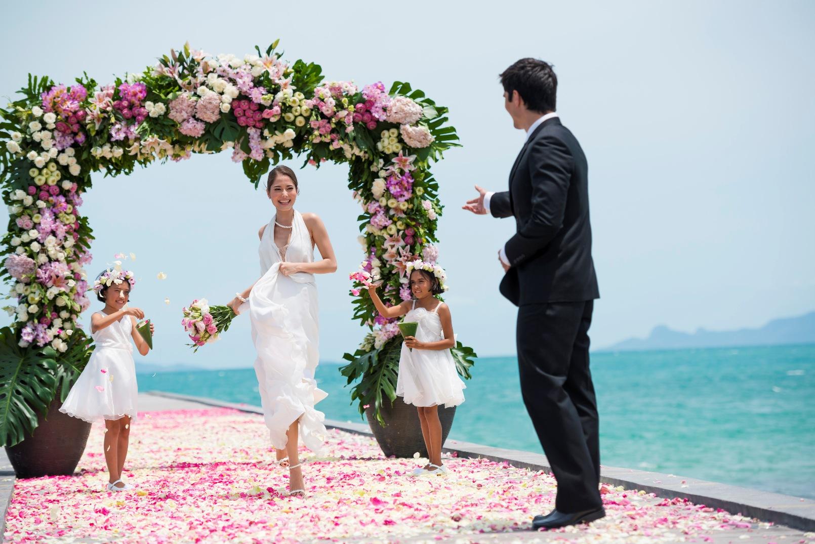 Wedding Package On Island Of Koh Samui Thailand