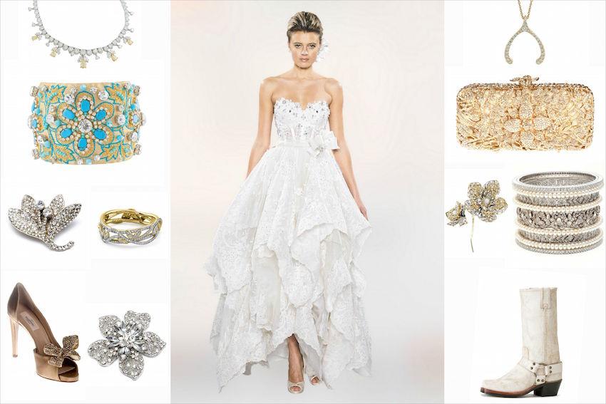 Blake Shelton & Miranda Lambert Wedding Inspiration - Inside Weddings