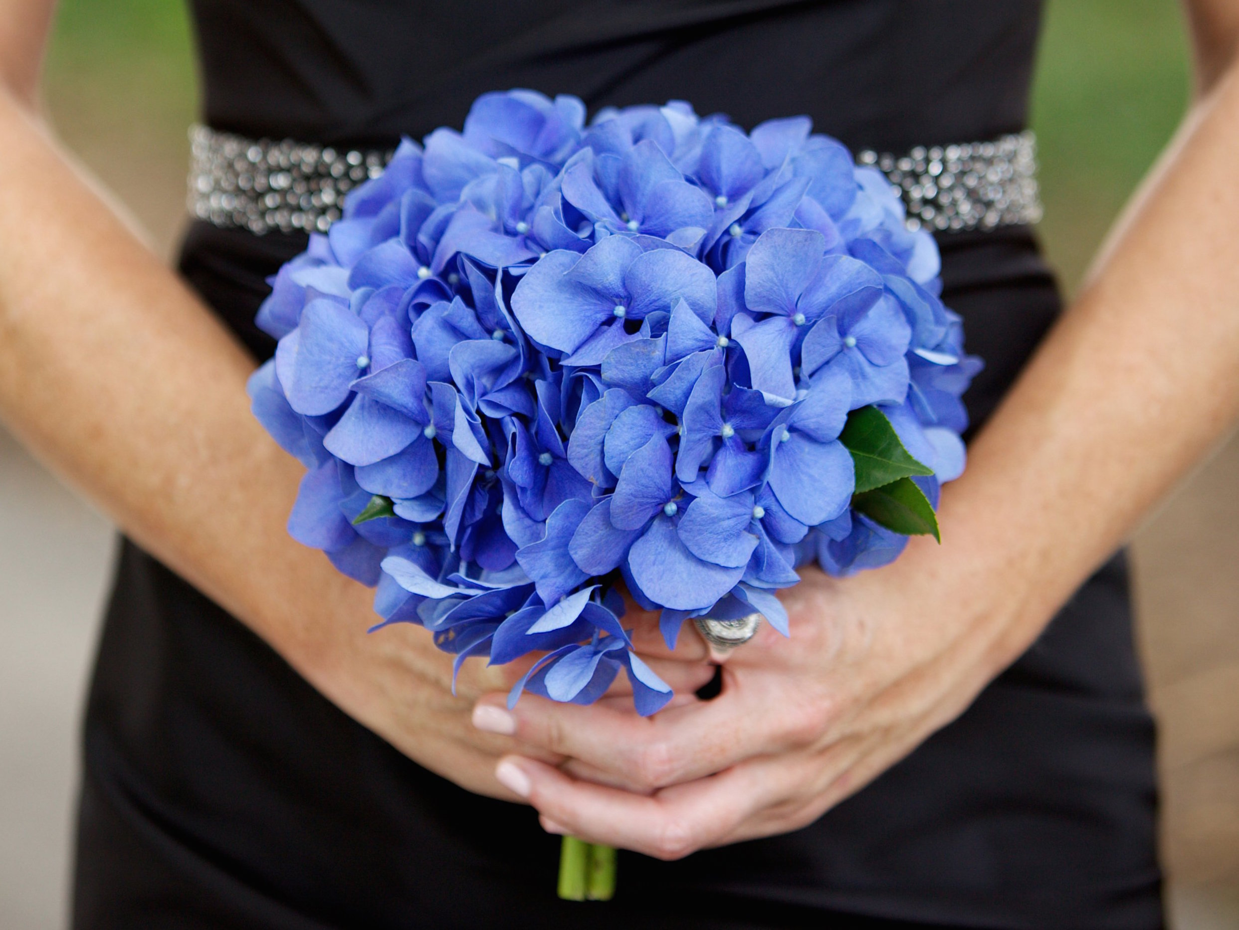 Hydrangea Flower Arrangements For Your Wedding Inside Weddings