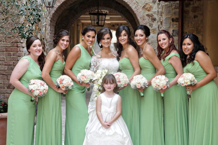 Fall Wedding Ideas: Bridesmaid Dresses for the Fall Season - Inside ...