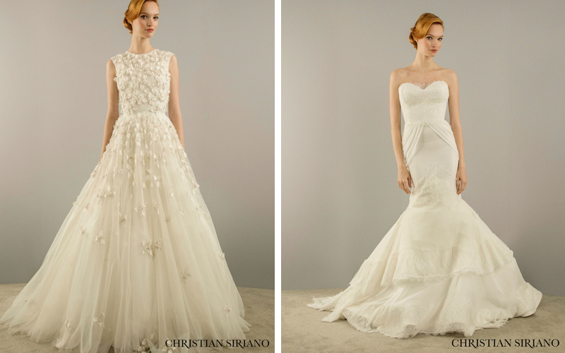 Christian Siriano Reveals Bridal Collection for Kleinfeld Bridal ...