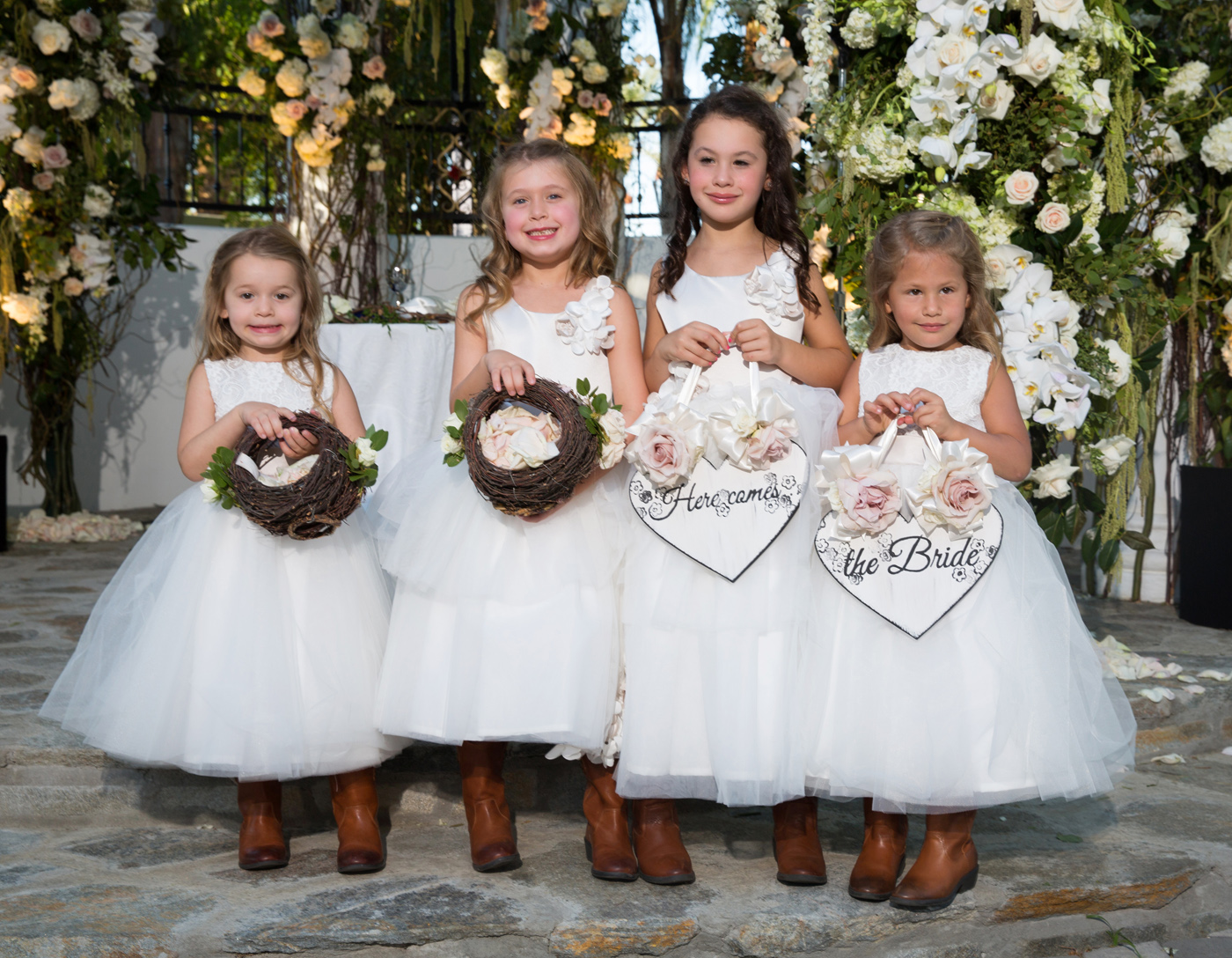 Kids In Weddings How To Honor Your Children In The Ceremony