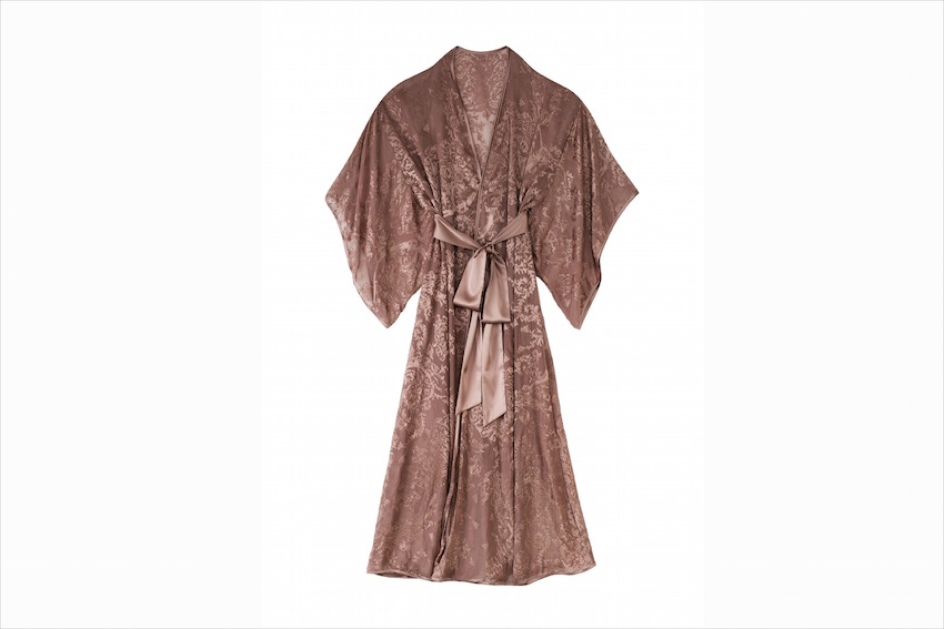Harlow & Fox Breast Cancer Awareness Robe