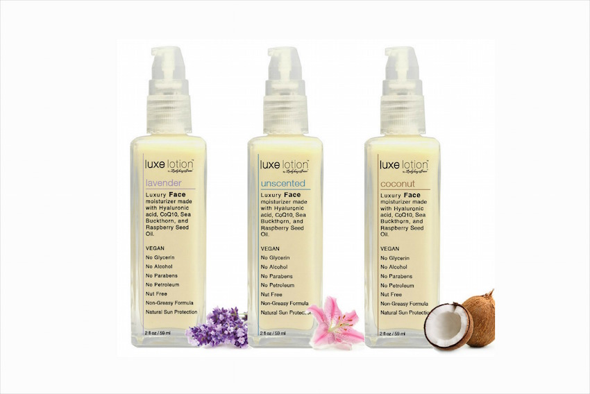 Luxe Lotion Travel Set