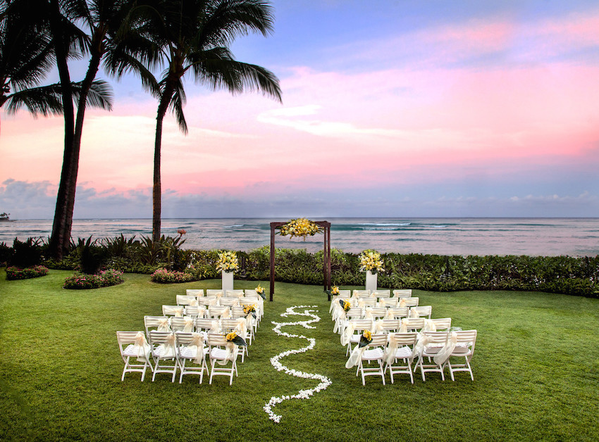 Wedding venues honeymoon destinations in hawaii inside for Front royal wedding venues