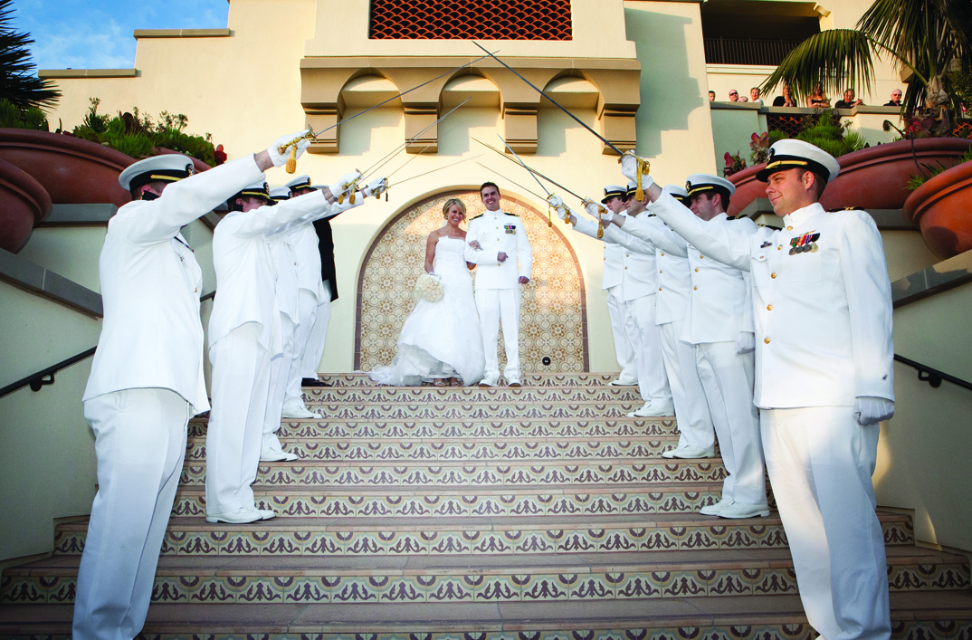 Image result for veteran's day wedding