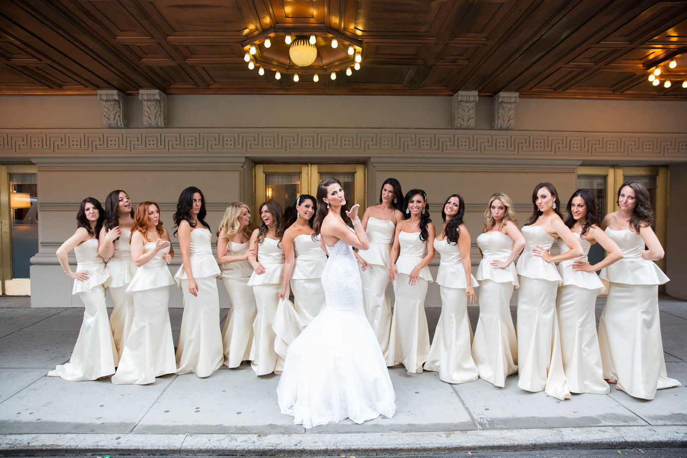 Bridesmaid dresses for winter weddings inside weddings white bridesmaid dresses ombrellifo Images