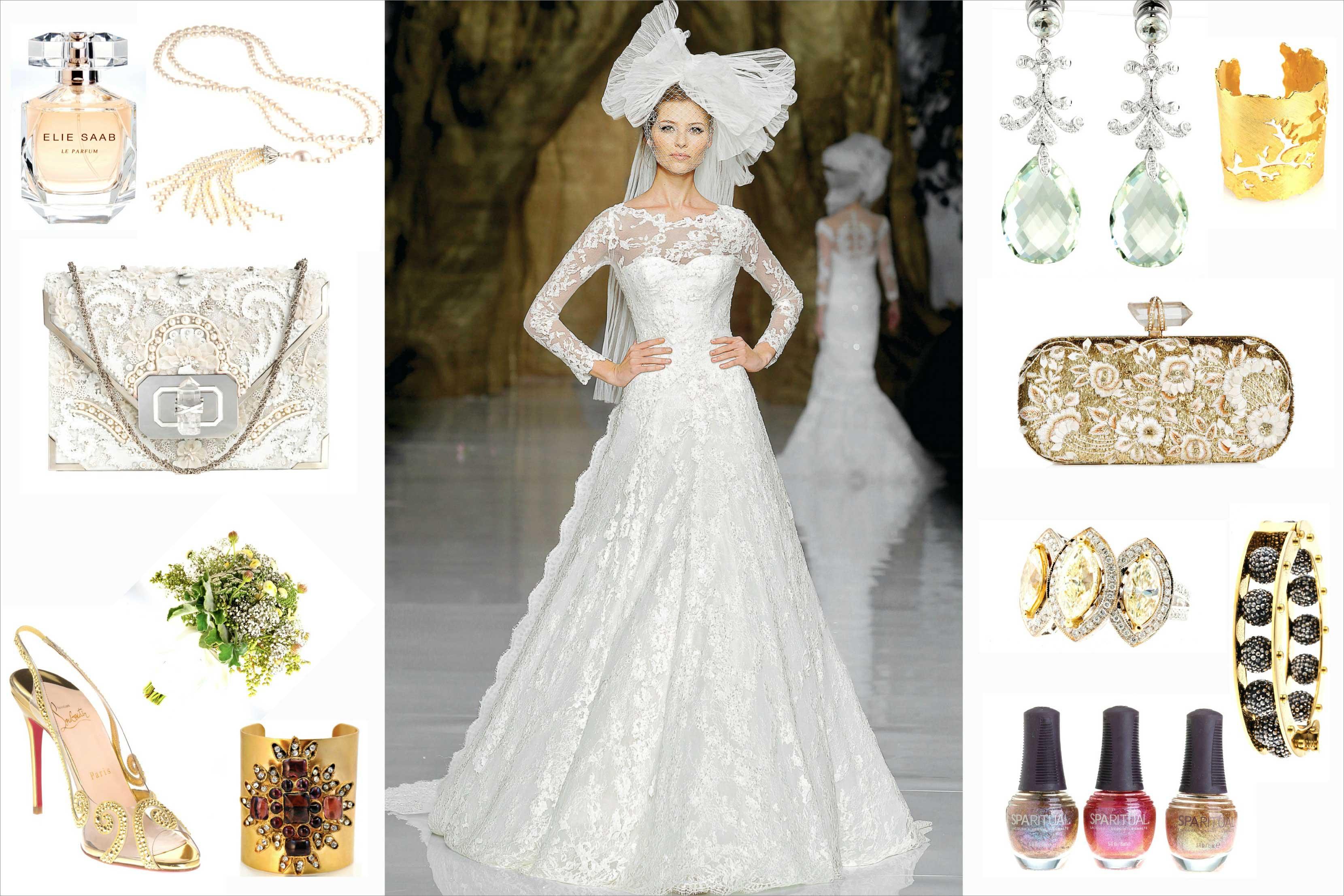 Celebrity Wedding Style: Sean Parker & Alexandra Lenas - Inside Weddings