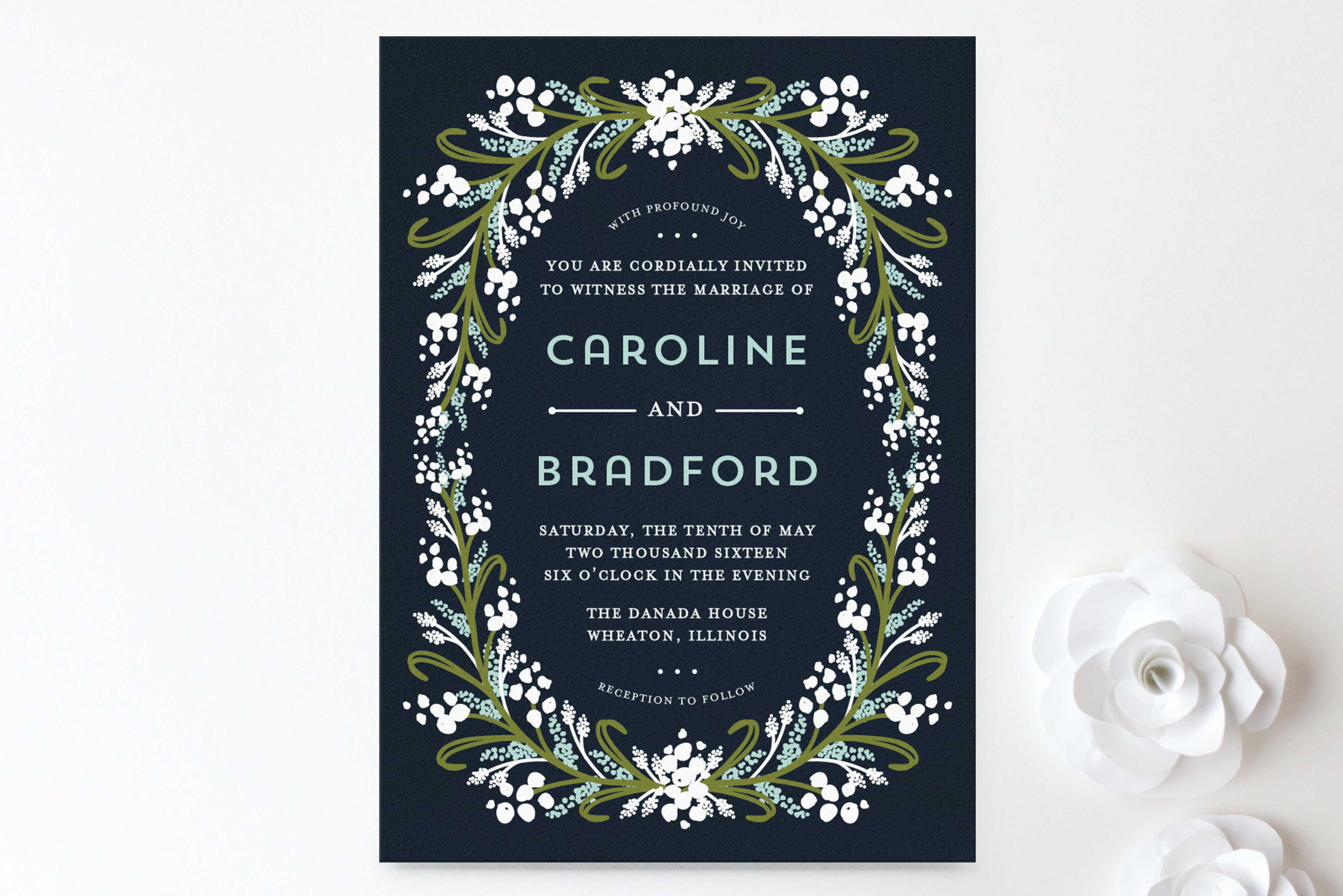 Winter Wedding Ideas Winter Wedding Invitations Inside Weddings