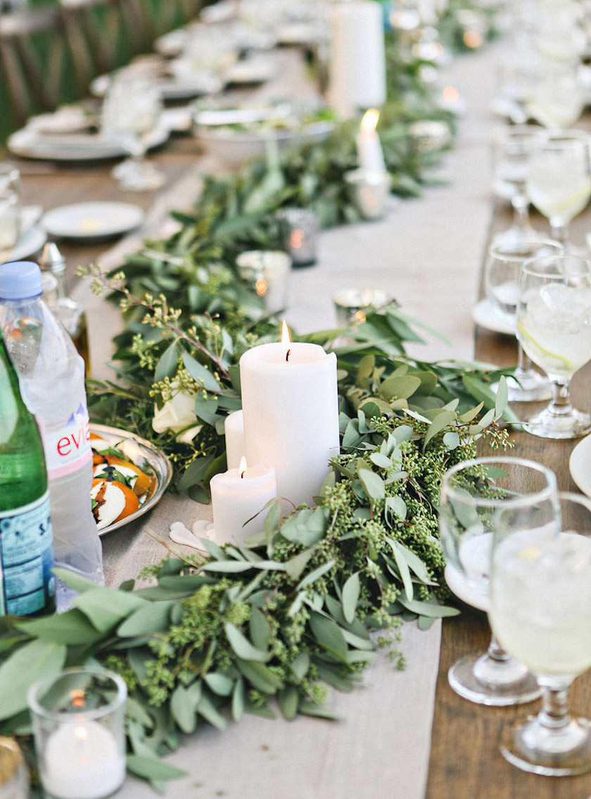 Green Wedding Theme 28 Green Wedding Ideas Inside Weddings