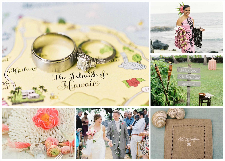 Hawaii destination wedding ideas