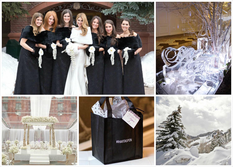 Aspen destination wedding ideas