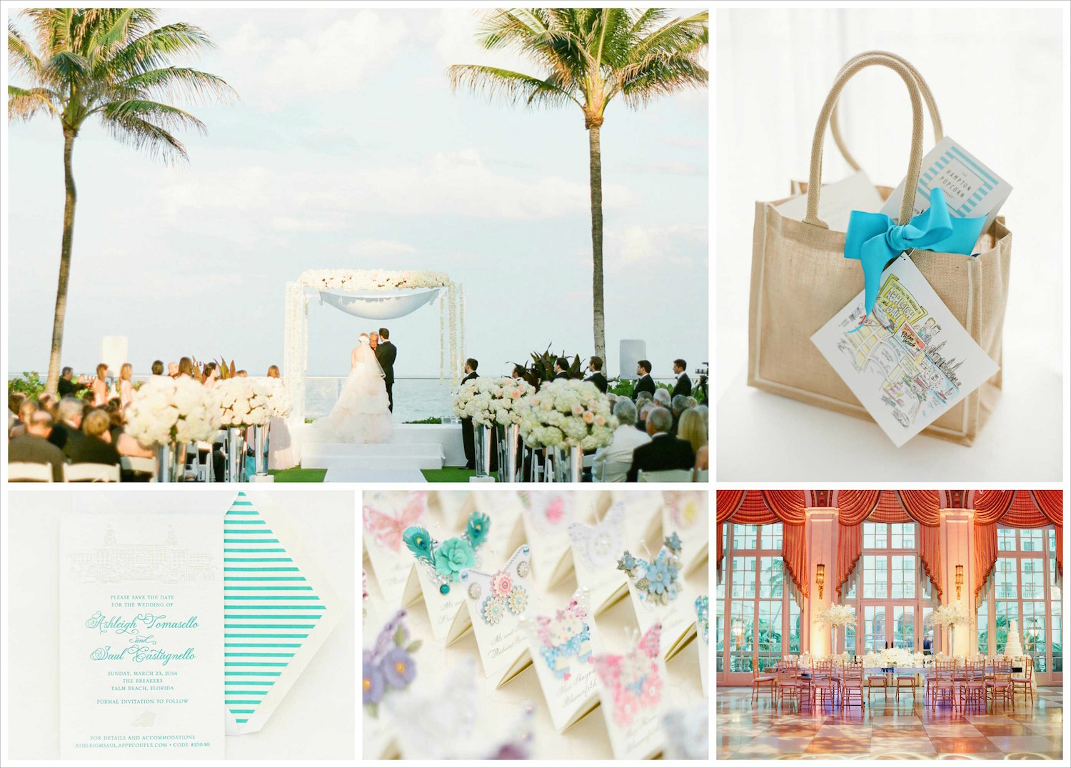 Destination Wedding Ideas: 10 Real Wedding Locations - Inside Weddings