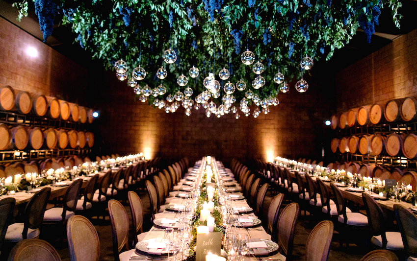 Wedding ideas ways to use greenery in decorations