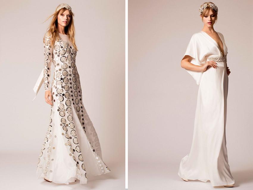 Wedding Dresses: The Edgiest Fall 2016 Bridal Gowns - Inside Weddings