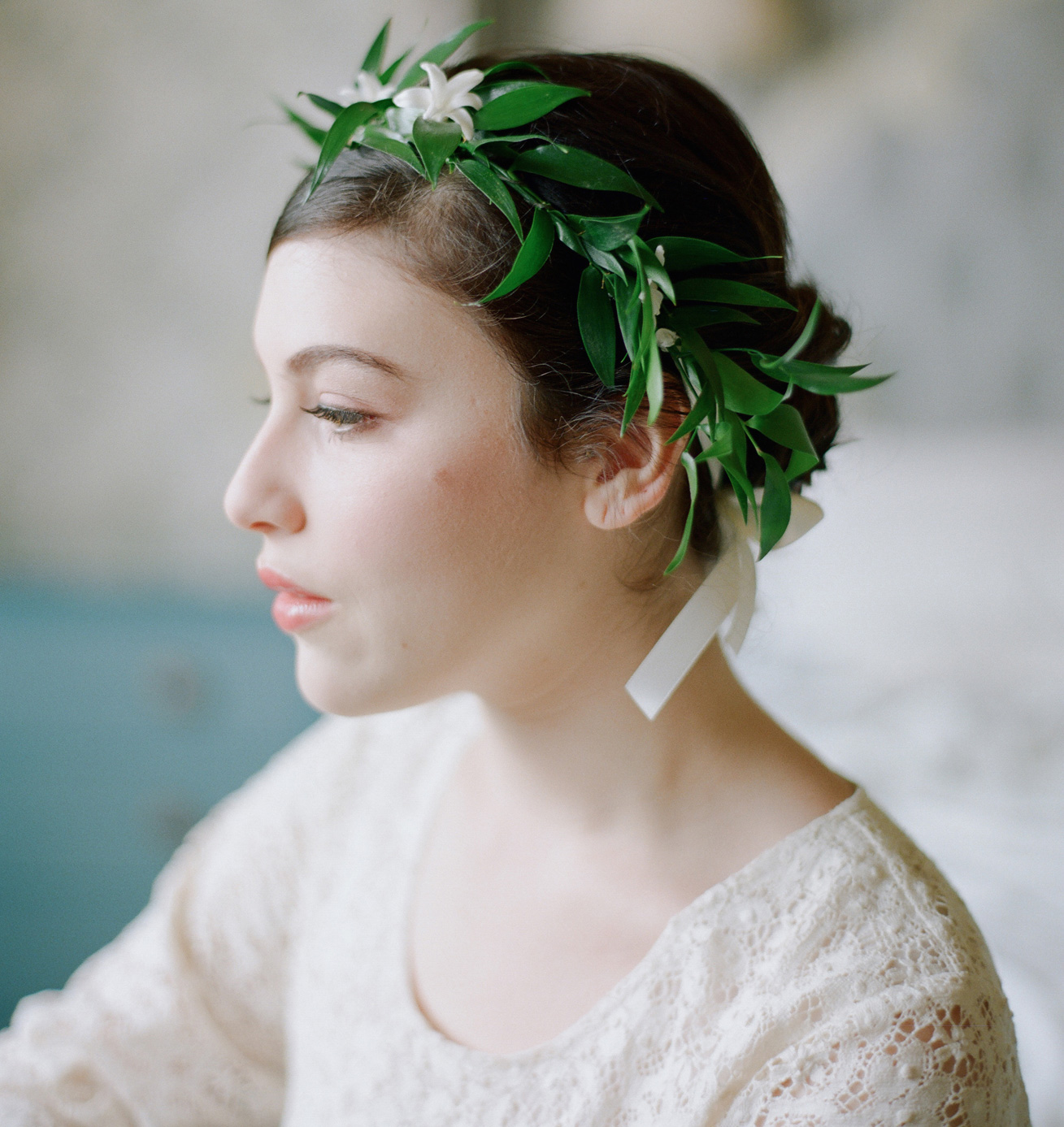 Hair Accessory Alternatives To Traditional Bridal Veils Inside