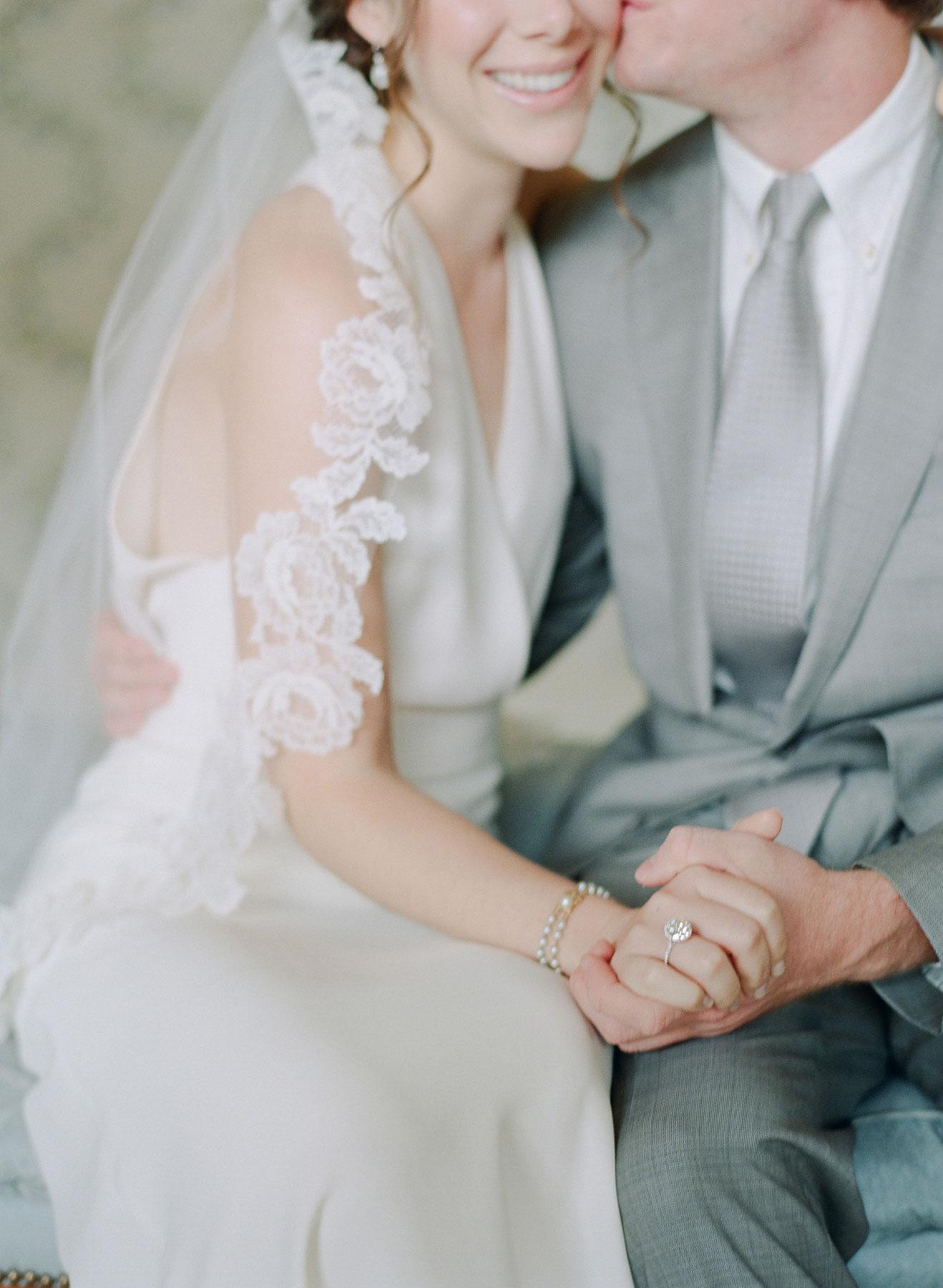 Wedding Color Palette: 16 Grey Wedding Décor Ideas - Inside Weddings