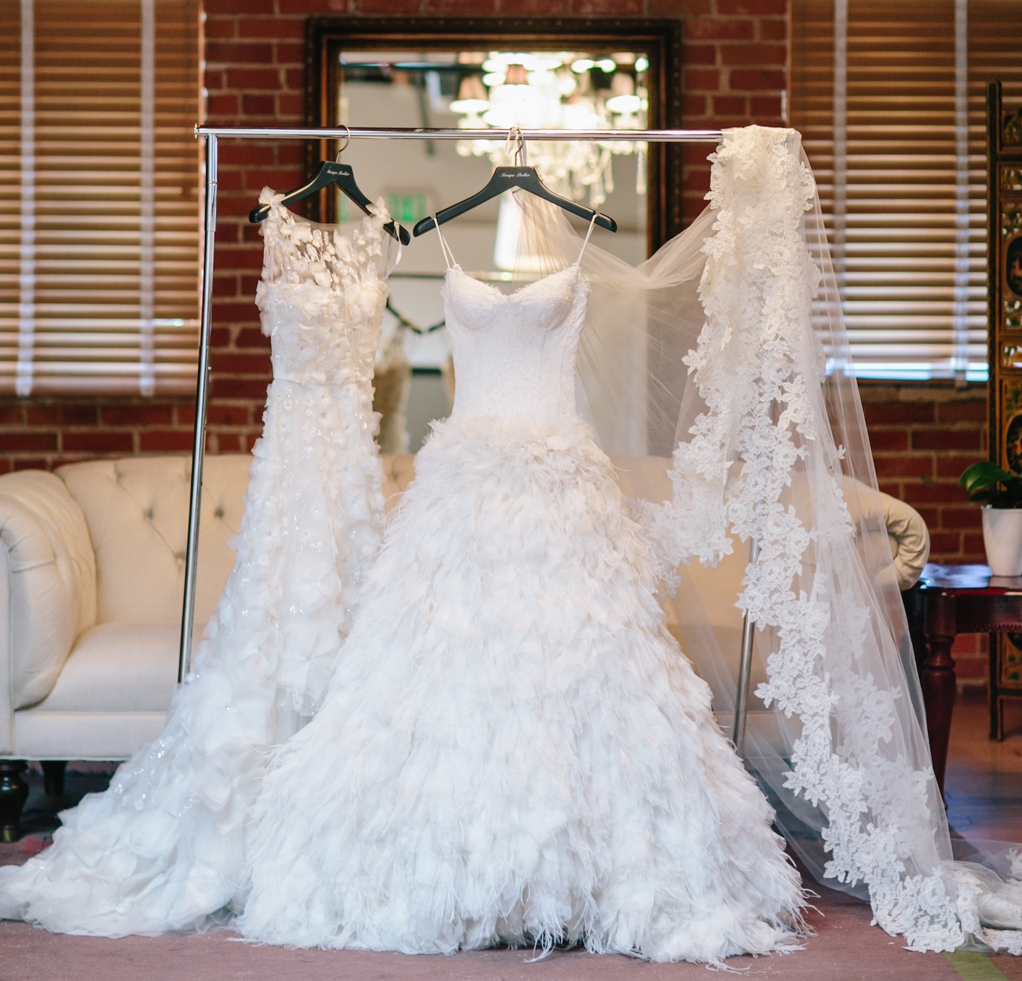 Pros and Cons: Wearing Multiple Wedding Dresses on Your Big Day ...