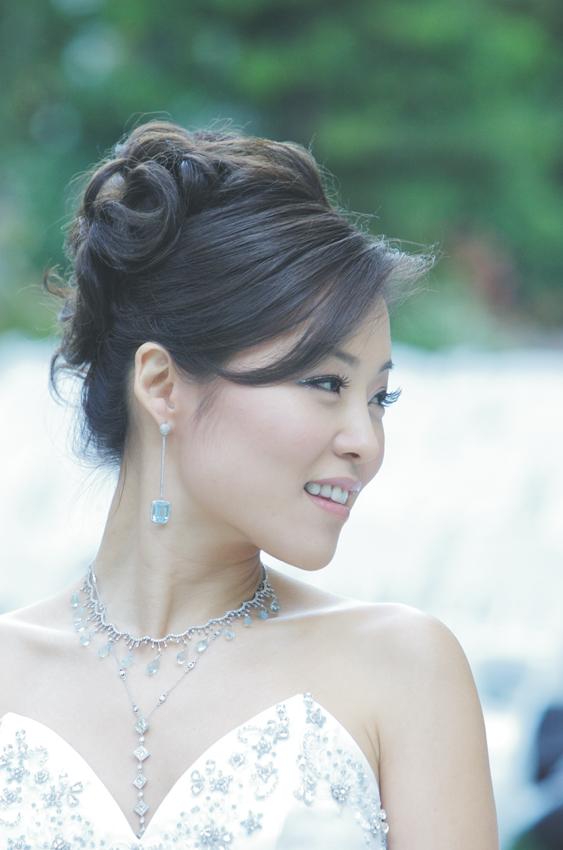 something blue topaz aquamarine jewelry bedazzled wedding