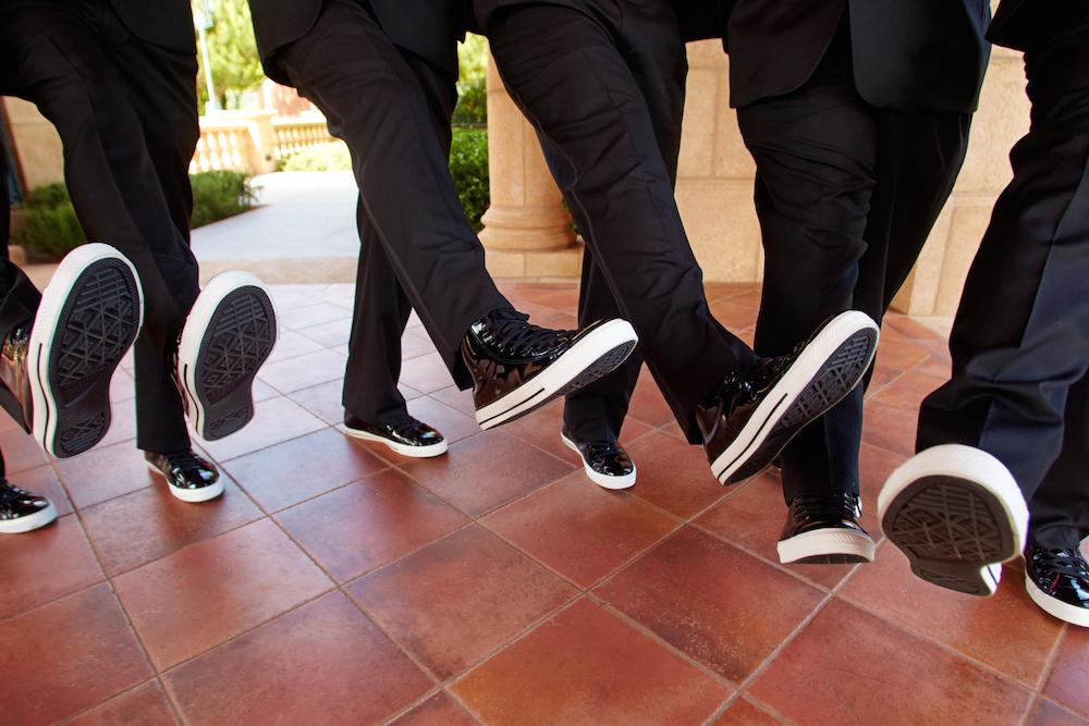 Grooms Casual Wedding Attire