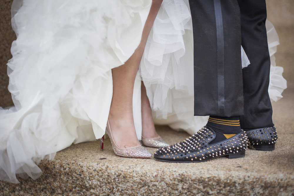 7 Stylish Wedding Shoe Options For Grooms