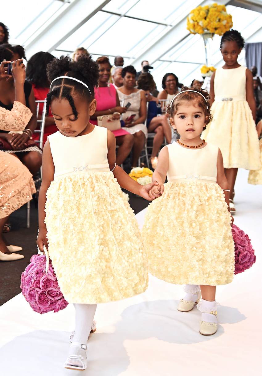 Flower Girl Dresses Non White Dress Options Inside Weddings
