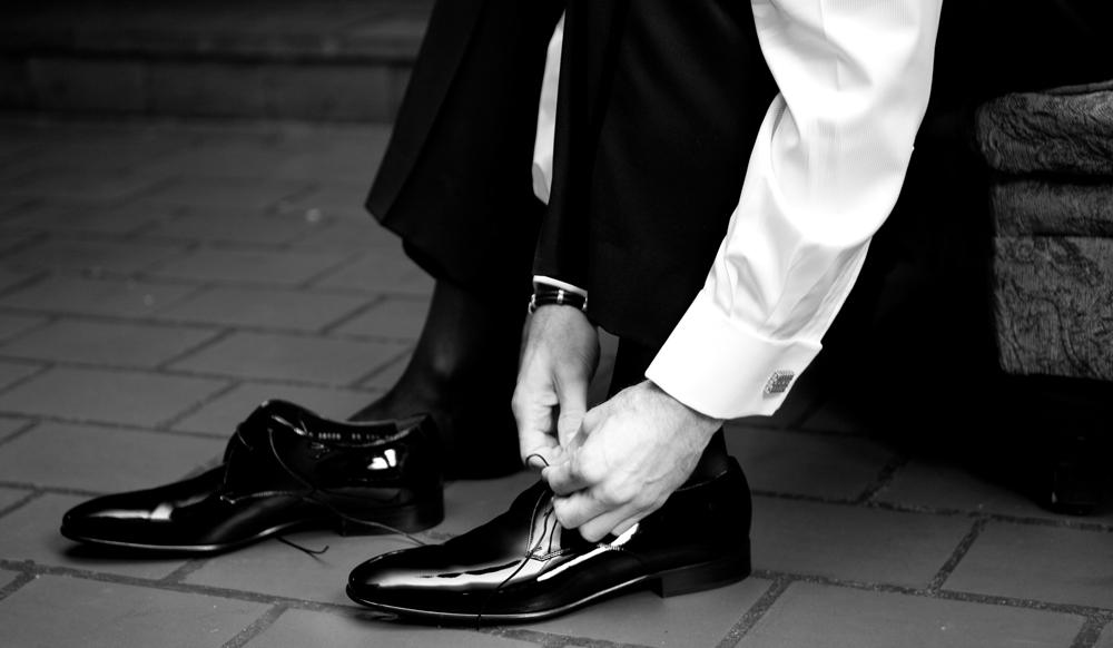 cd2c1897c752 Wedding Shoes  7 Stylish Shoe Ideas for Grooms - Inside Weddings