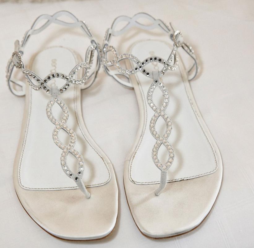 Need Heels on Your Wedding Day