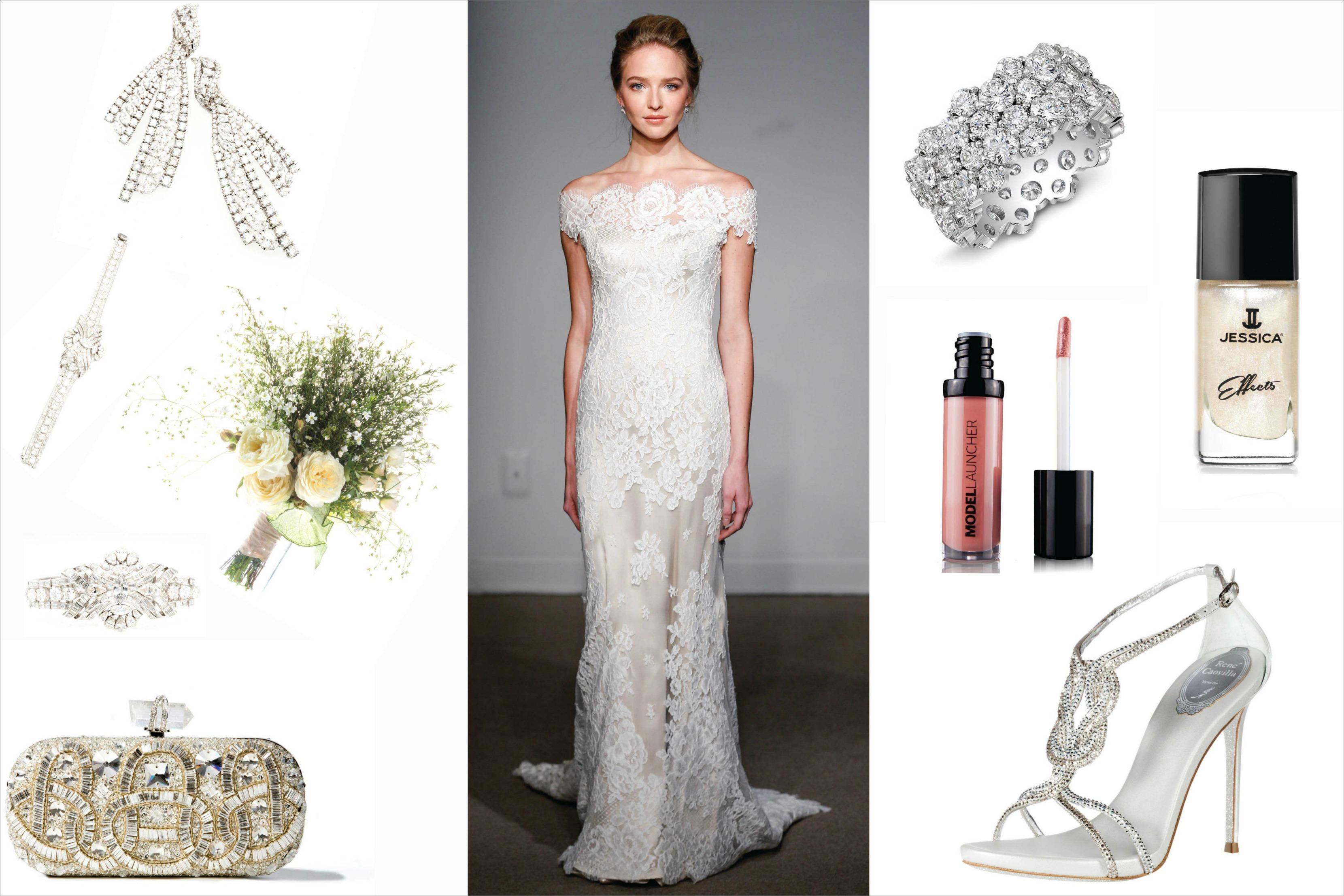 Cameron Diaz bride wedding inspiration