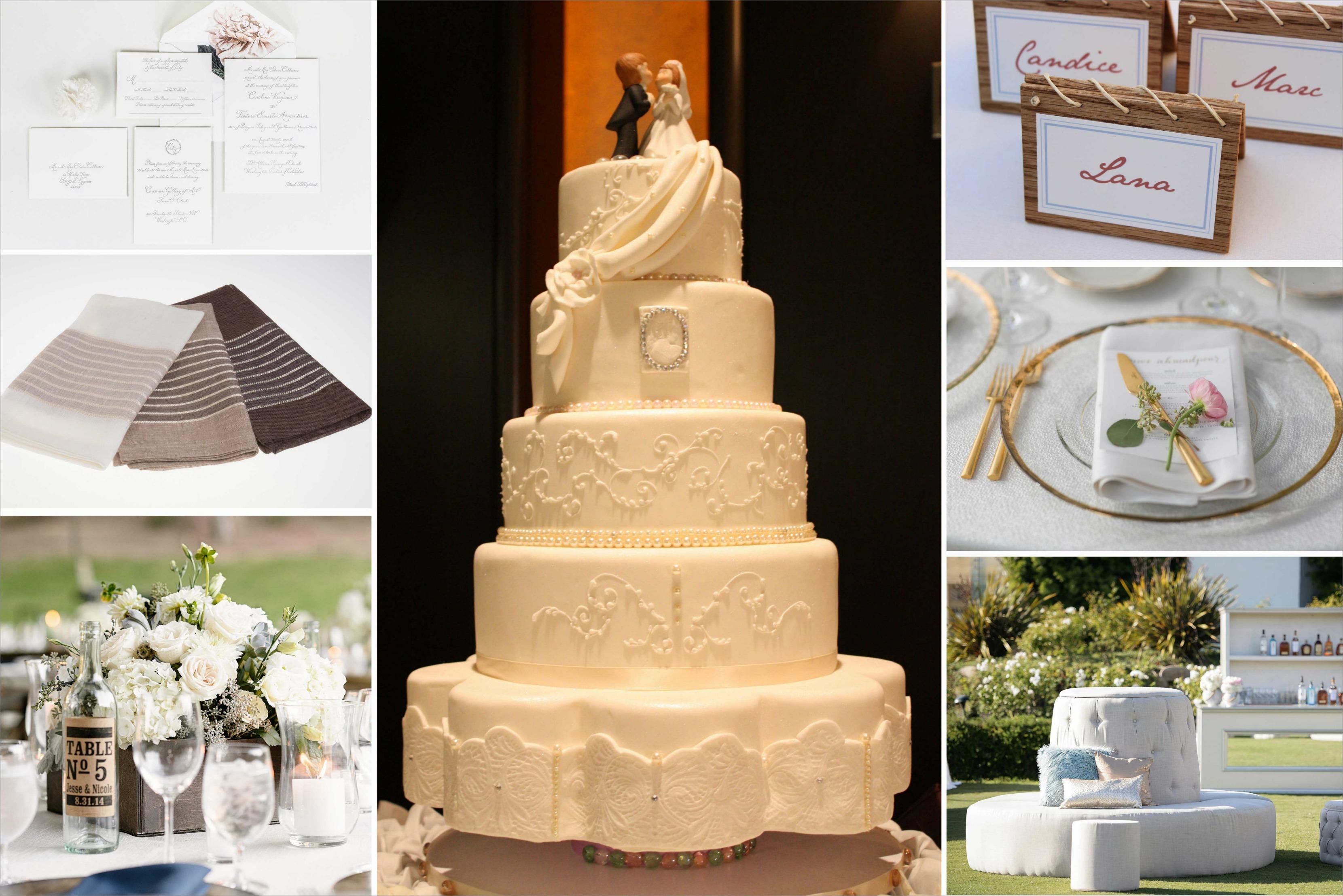Jennifer Aniston and Justin Theroux wedding decor ideas inspiration