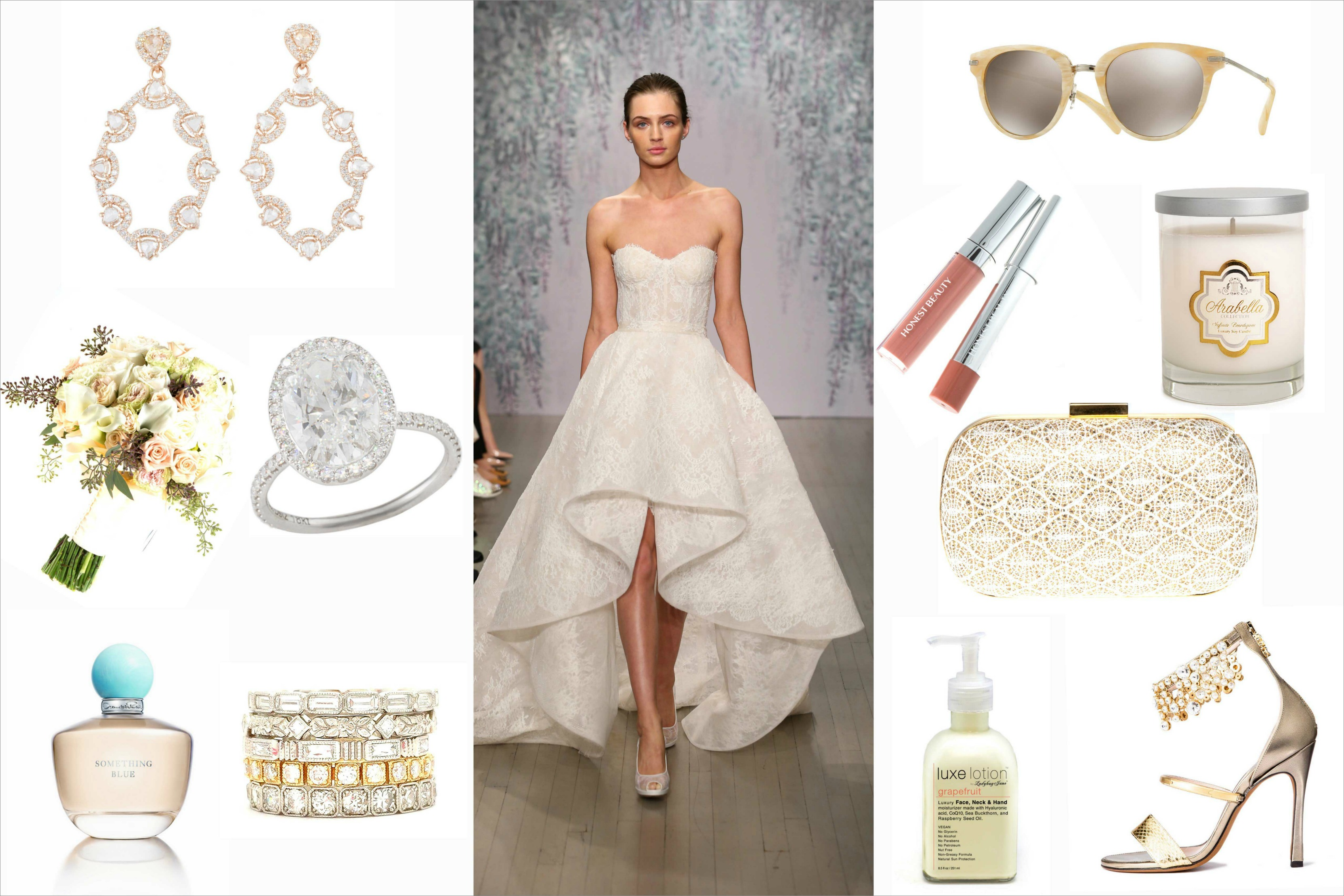 Celebrity Wedding Style: Jennifer Aniston & Justin Theroux\'s ...