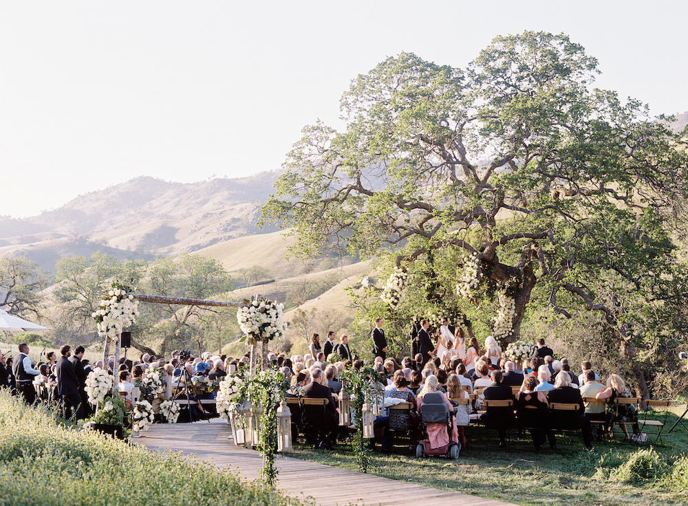 rustic ranch wedding, outdoor wedding location
