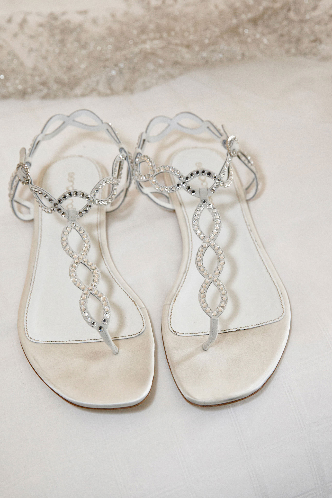 55e86906a33 Wedding Shoes  Flat Shoes and Sandals for Brides - Inside Weddings