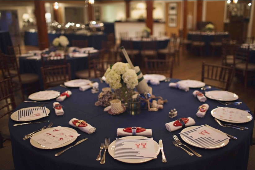 personalized rehearsal dinner