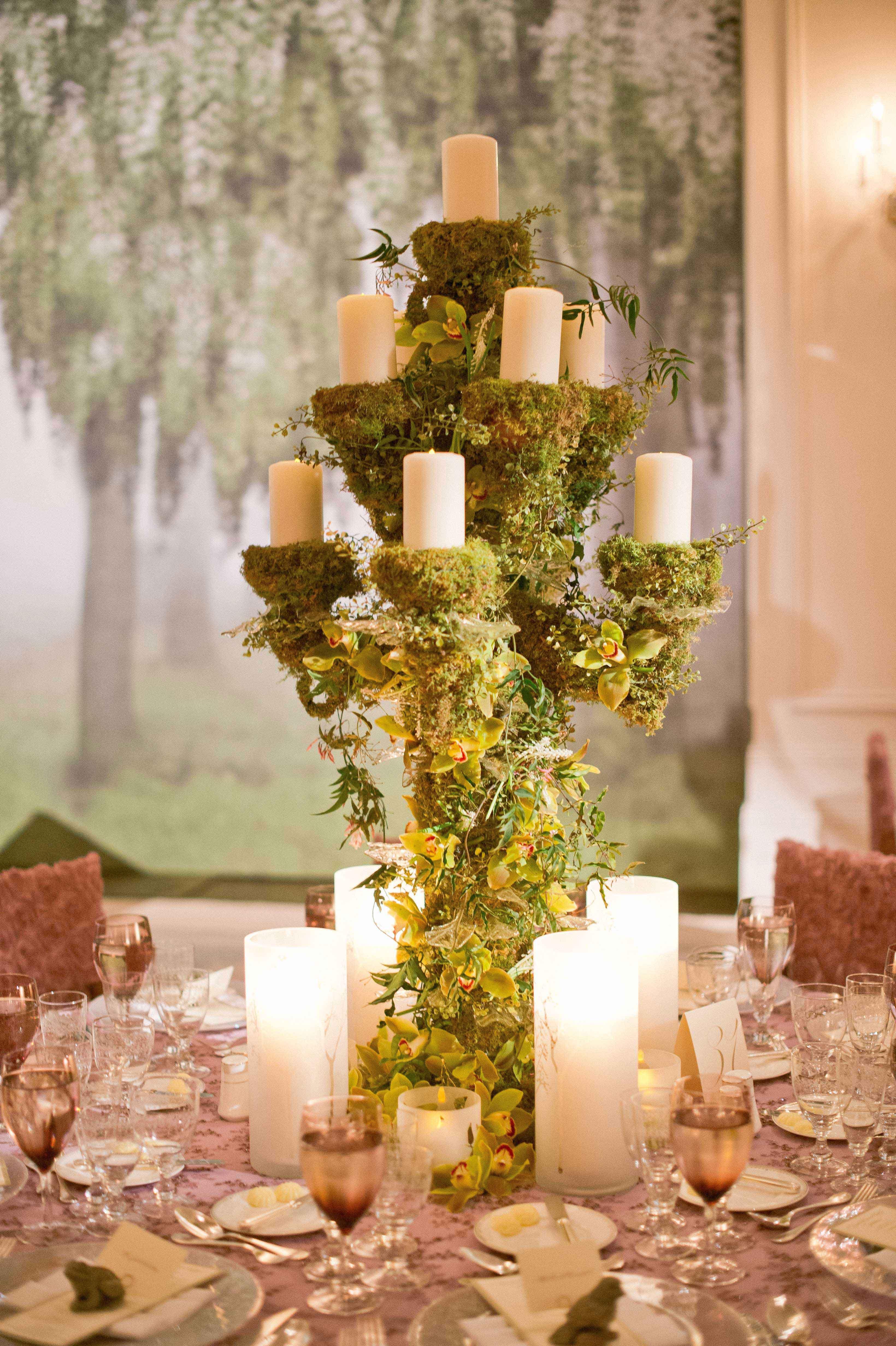 Wedding Ideas Elegant Candelabra Styles In Wedding D 233 Cor