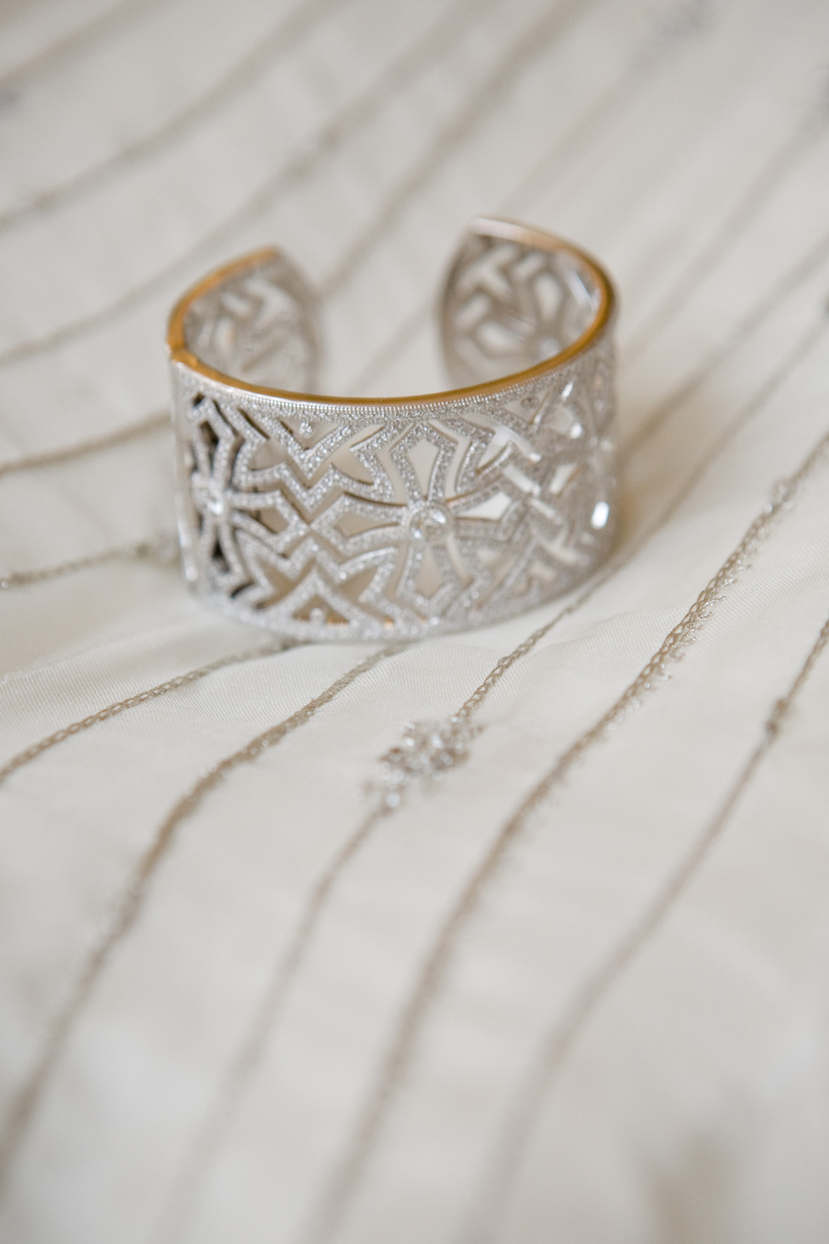 wedding day jewelry, bracelet cuff