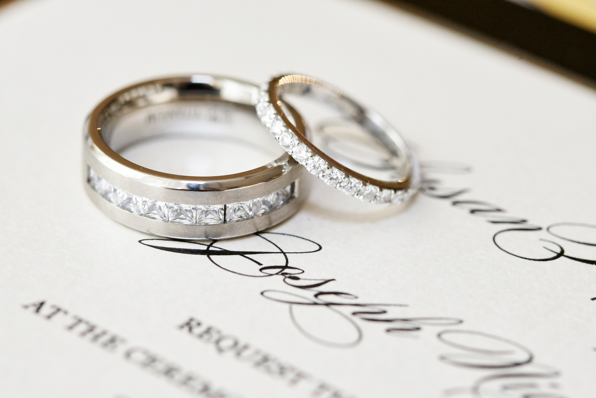 Wedding Rings: Different Wedding Band Styles for the Groom - Inside ...