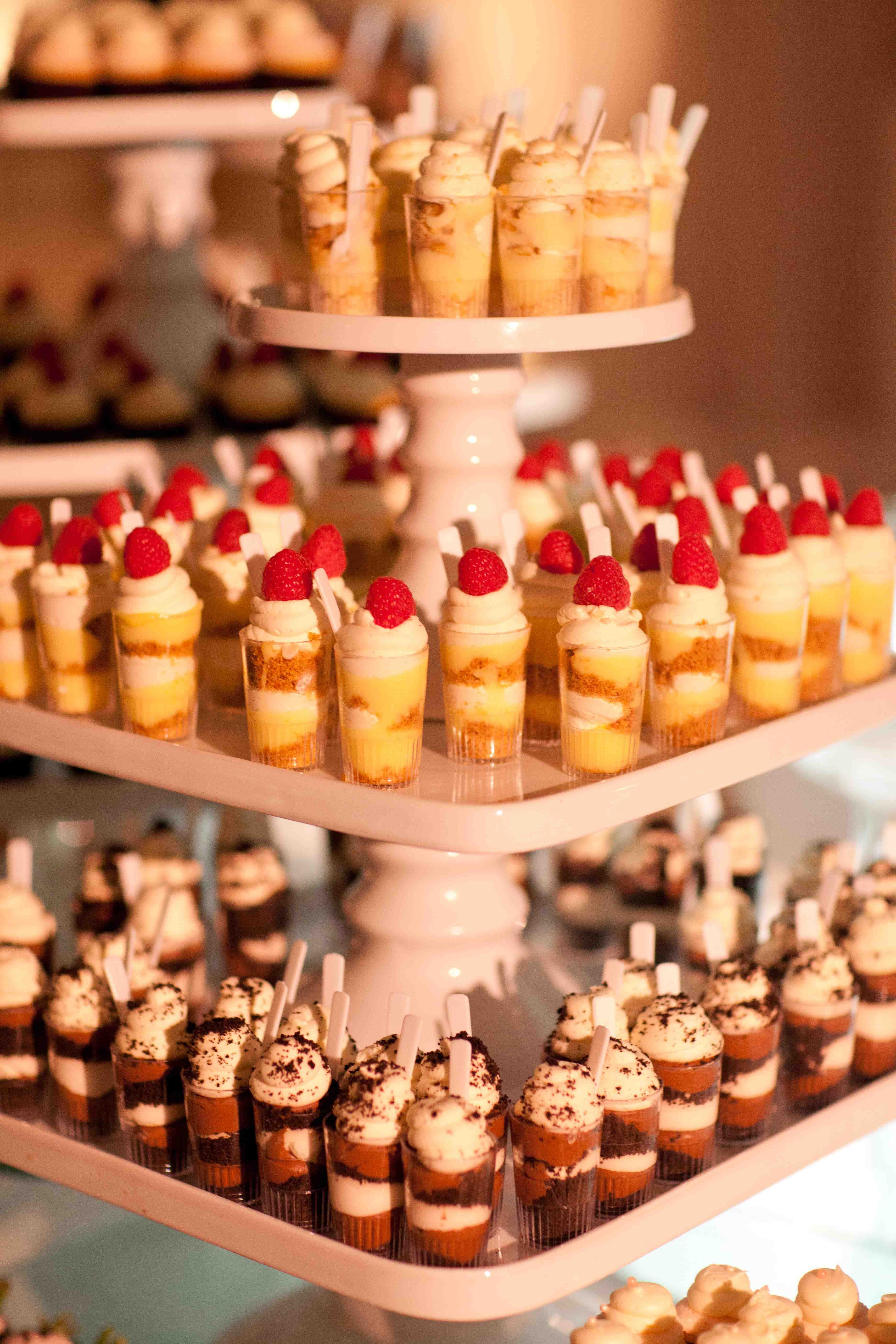 Dessert Table Ideas Show Off Your Confections With A Dessert Tower
