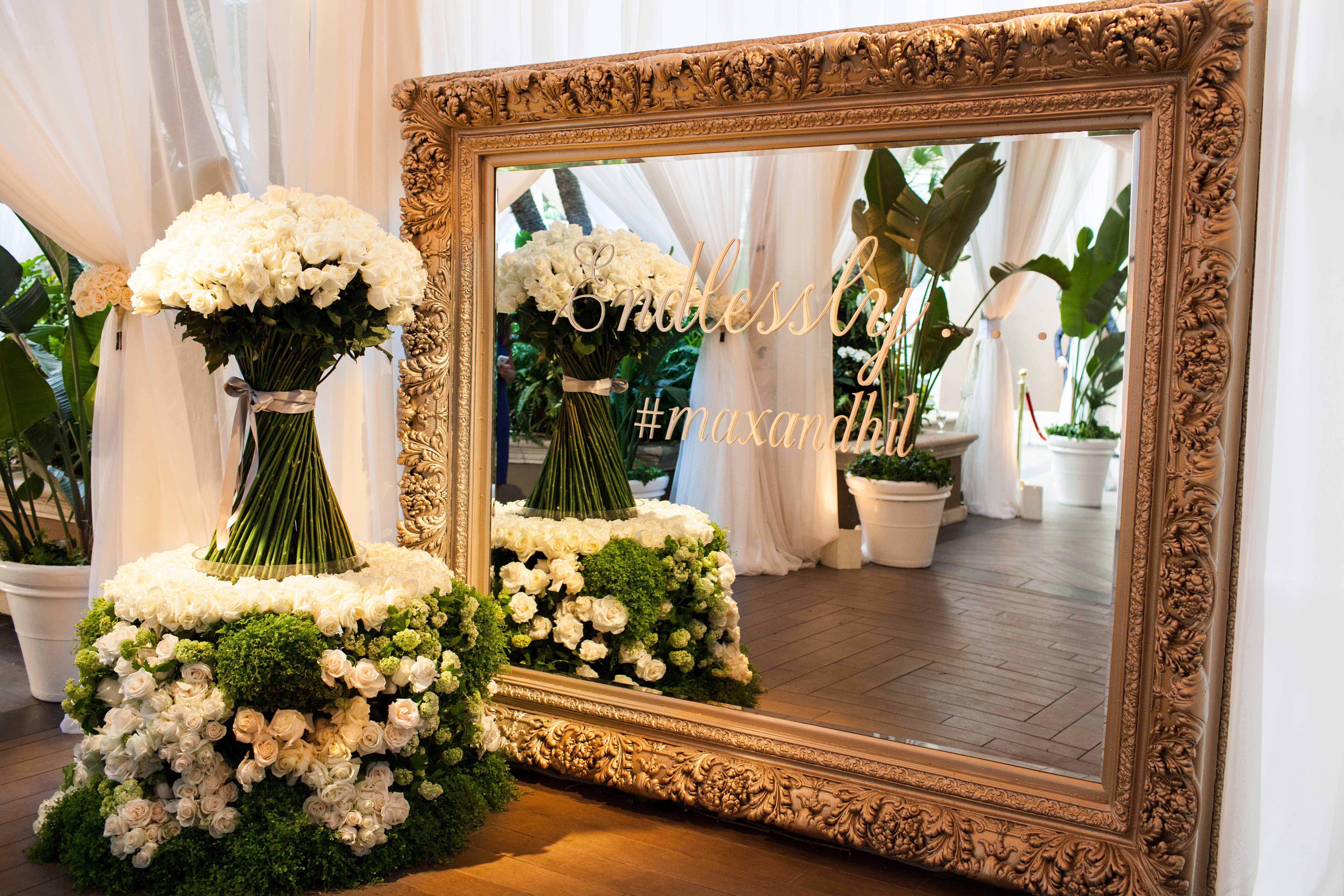 Wedding Ideas Mirror D 233 Cor Elements From Modern Weddings