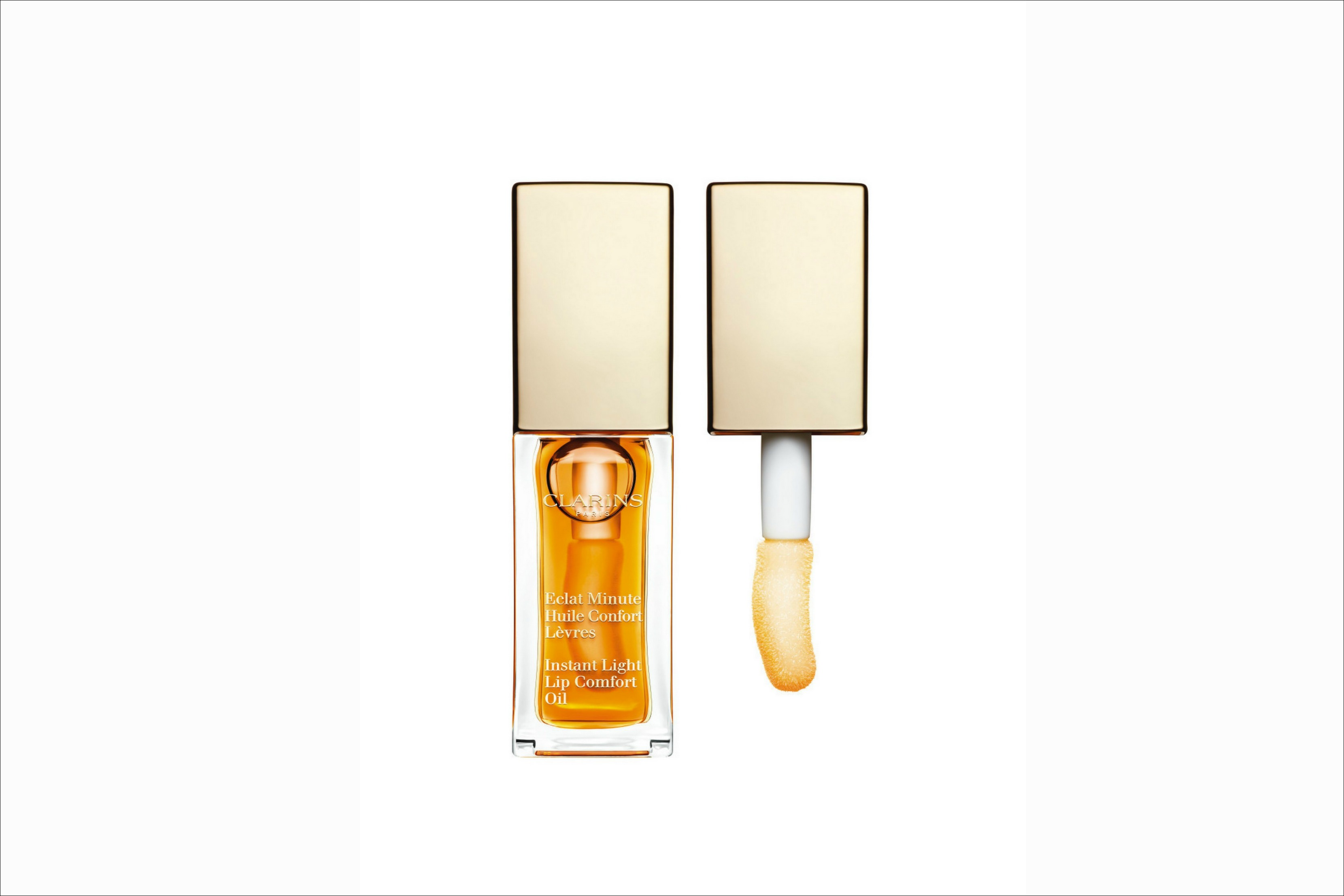 Clarins Lip Oil Comfort beauty product