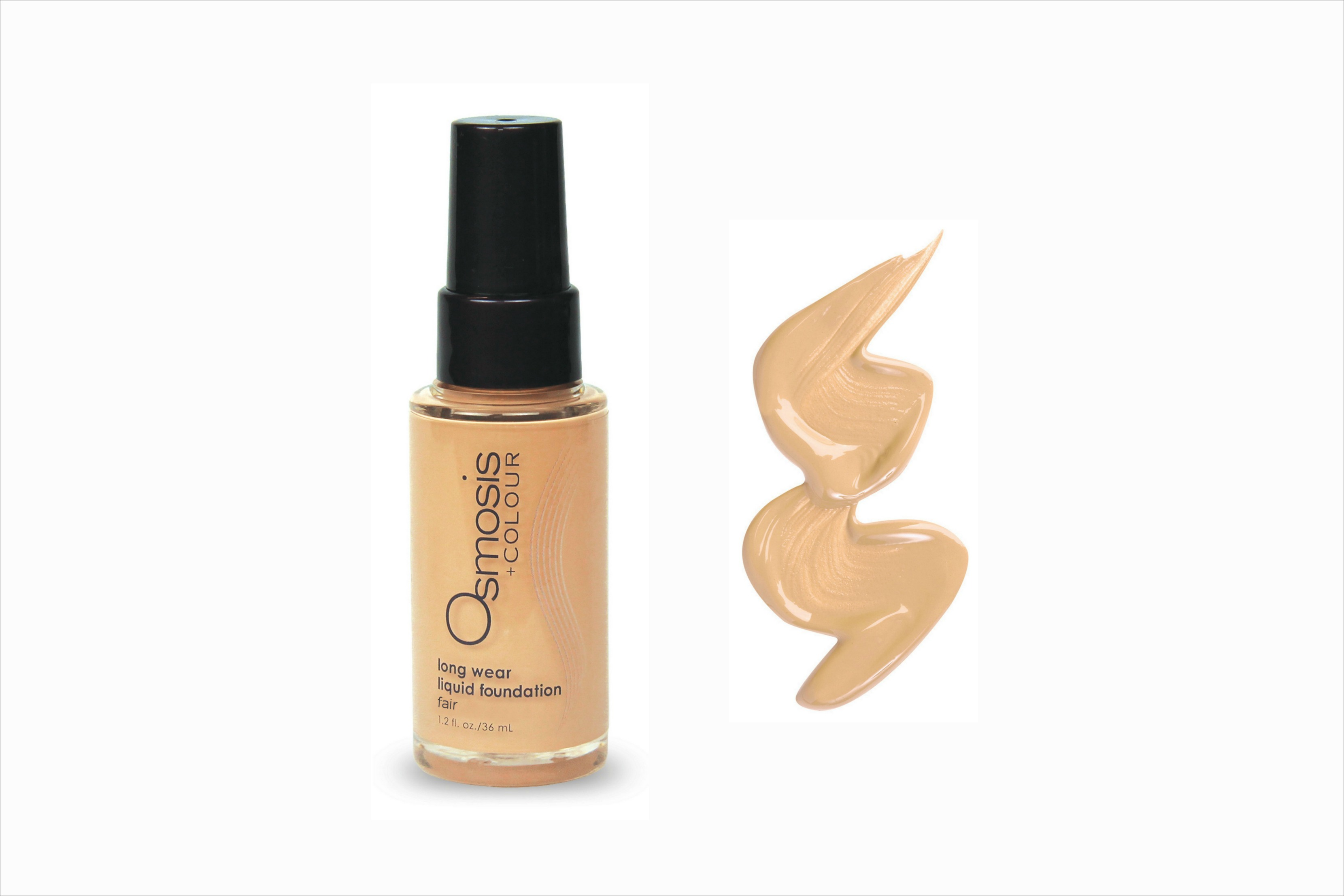 Osmosis long wear foundation makeup
