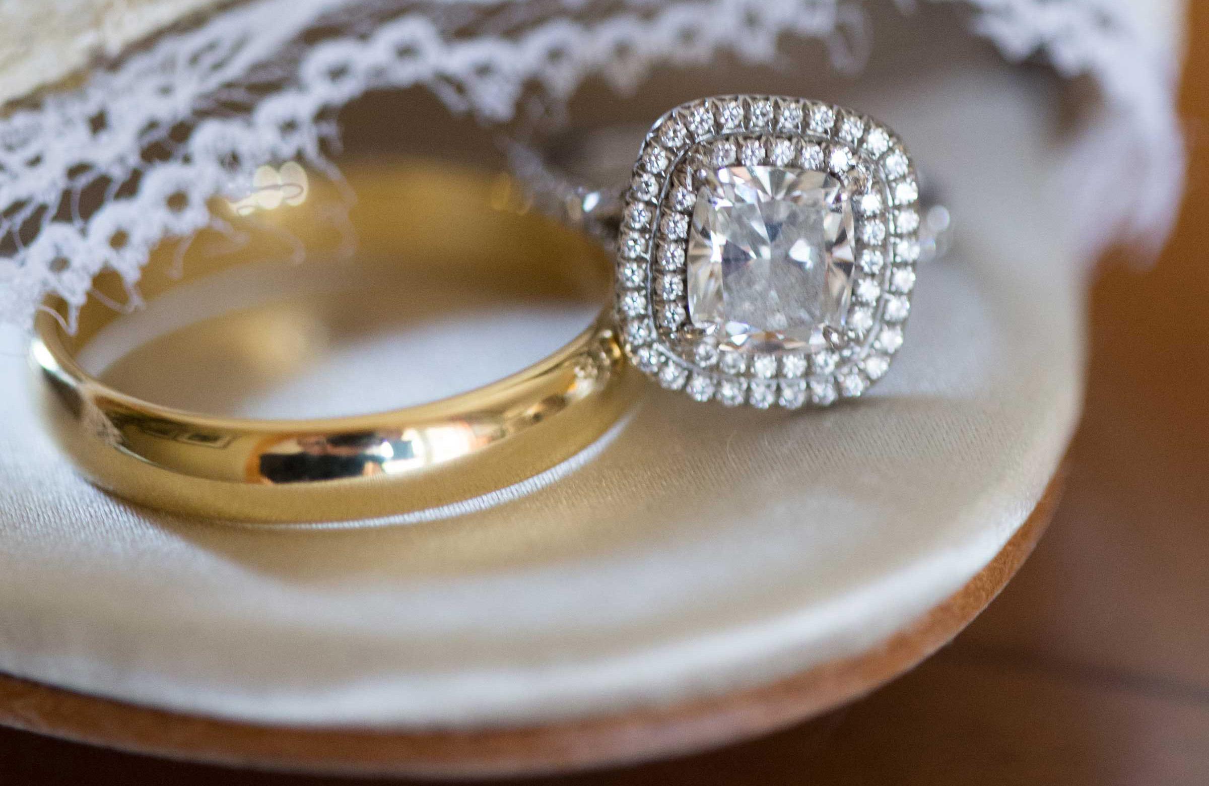 double halo cushion cut diamond ring, pippa middleton engagement ring inspiration