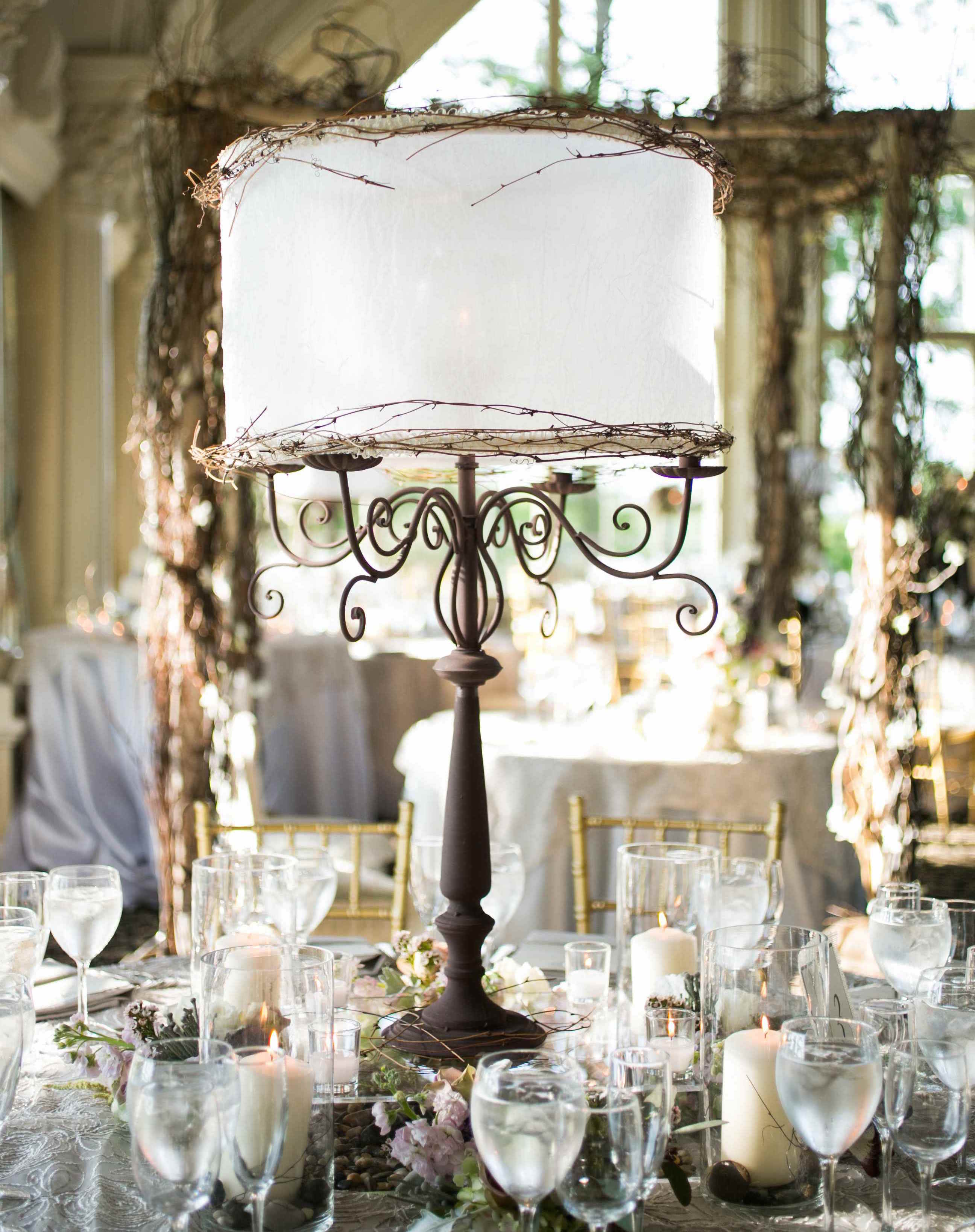 Wedding Ideas: 25 Rustic Wedding Centerpieces - Inside Weddings