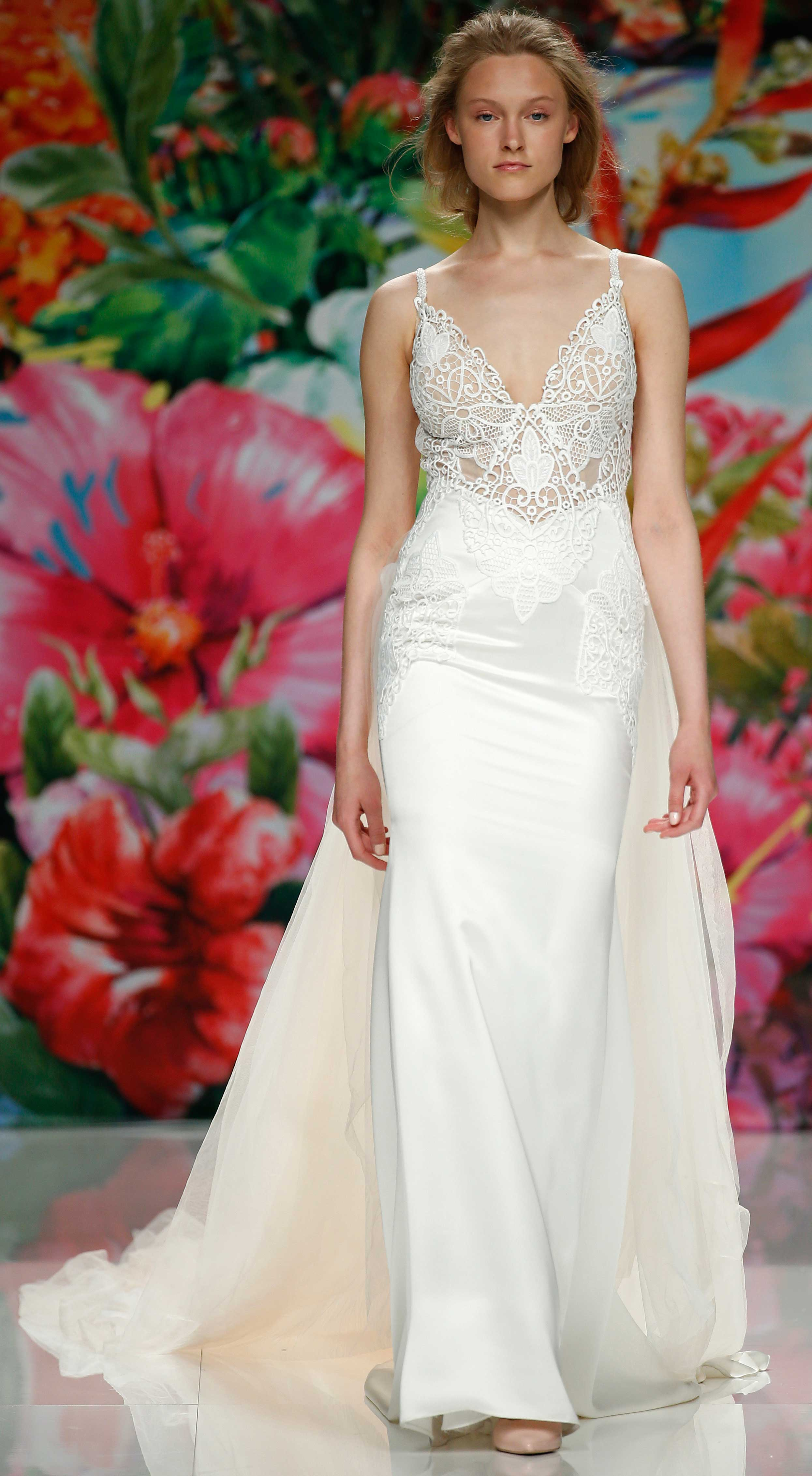 Wedding Gowns Inspired by Eniko Parrish\'s Dress - Inside Weddings