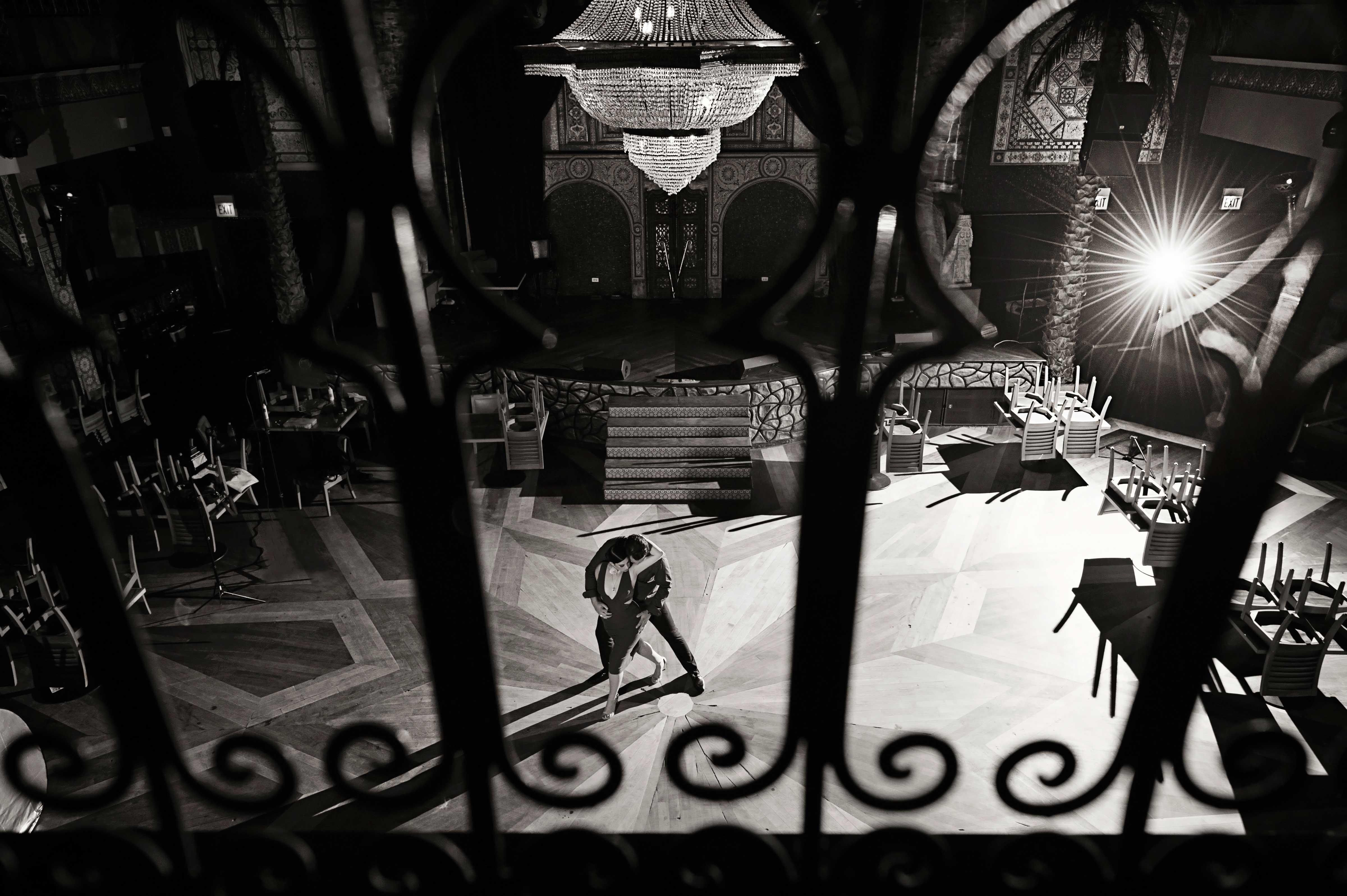 Carasco Photography tango theme styled engagement shoot photo session